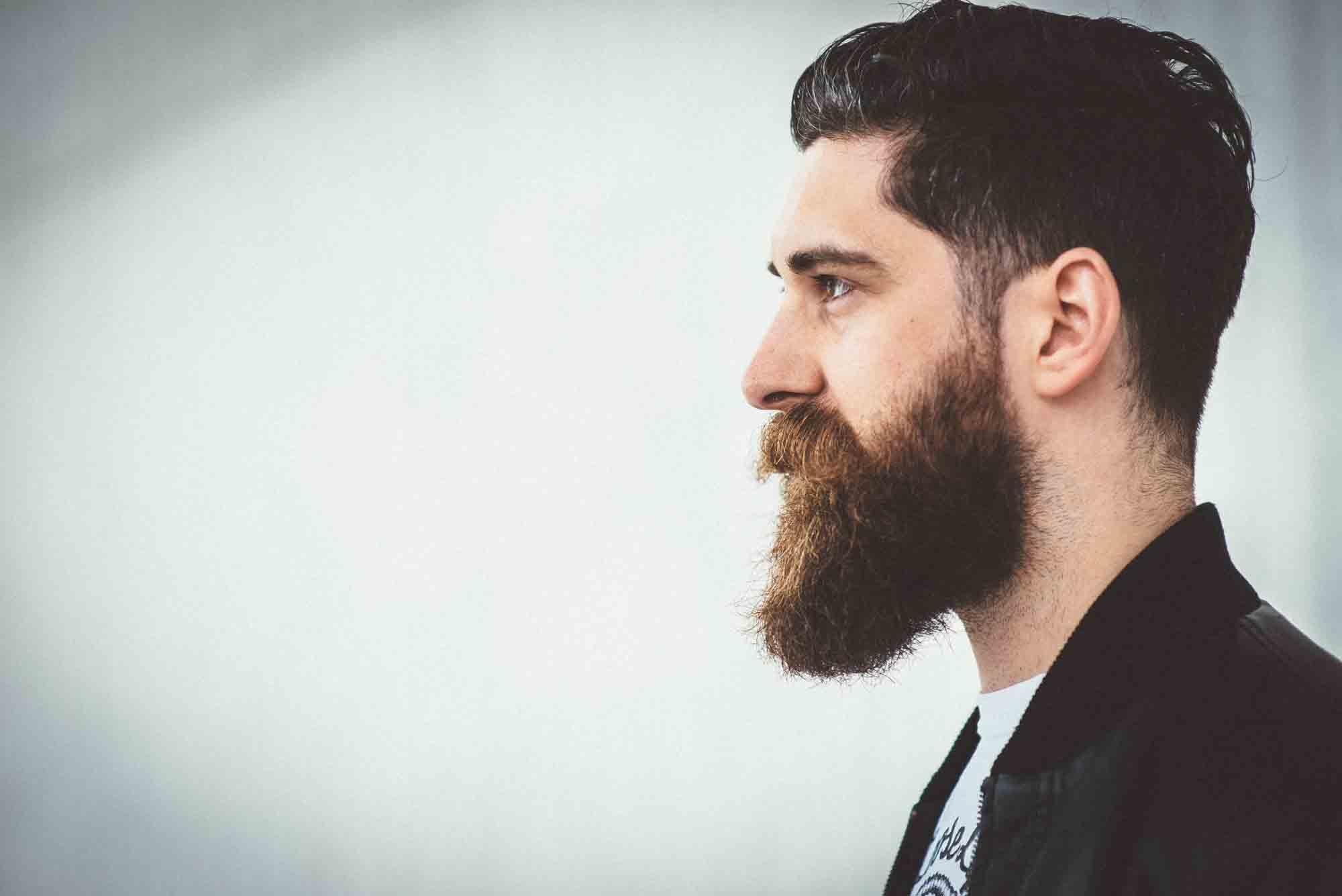Noho hair beard hair 9-21-2016